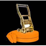 Kit Slackline Prodige 17m Orange FLUO