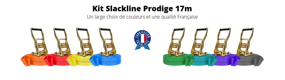 Bannière de la boutique Slackline-shop.fr